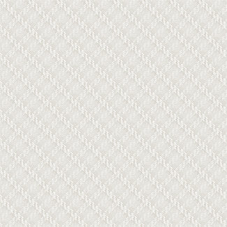 Dutch Wallcoverings Wall Fabric chevron white - WF121041