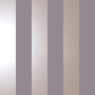 Dutch Wallcoverings Indulgence Dillan stripe grey/rose gold - 12762