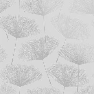 Dutch Wallcoverings Indulgence Fleur grey - 12920