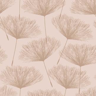 Dutch Wallcoverings Indulgence Fleur blush pink - 12921
