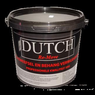 Dutch Wallcoverings Dutch Re-Move 5kg glasweefselverwijderaar