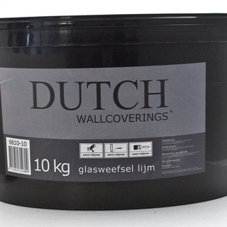Dutch Wallcoverings Dutch Wallcoverings glasweefsellijm 10kg kant en klaar