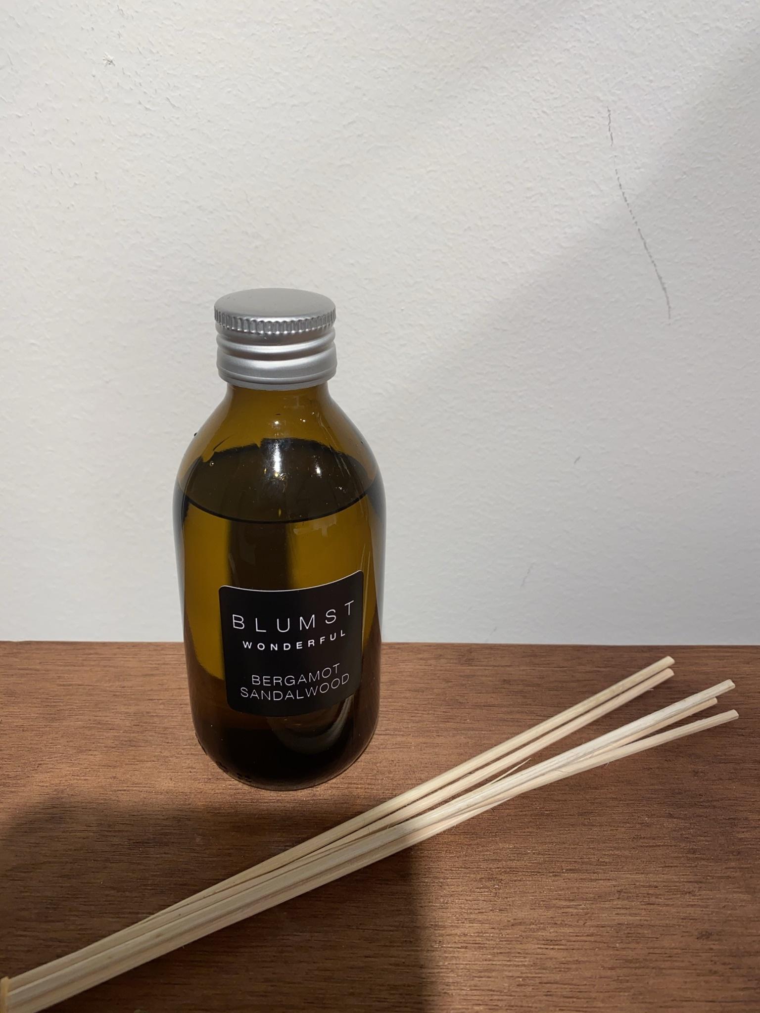 Diffuser 200ml Bergamot & sandalwood