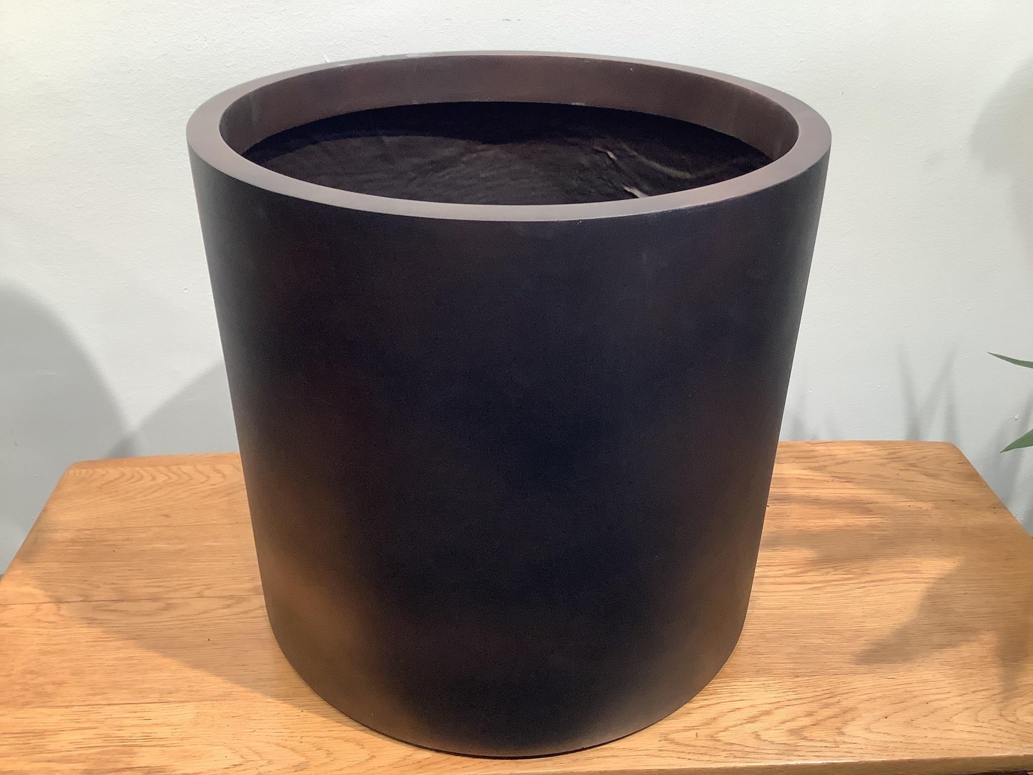 Pot Charm brons d43 h40