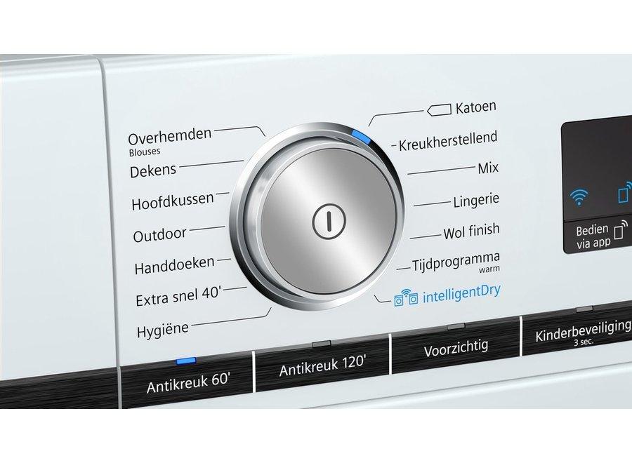 Siemens WT7HXM00NL Warmtepompdroger