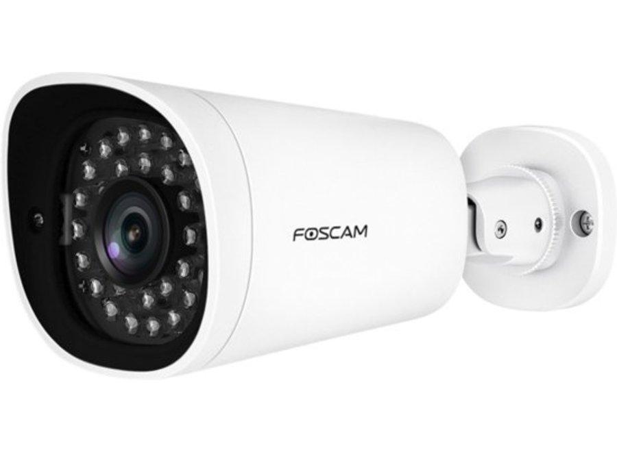 Foscam FI9912EPW Beveiligingscamera Buiten White POE