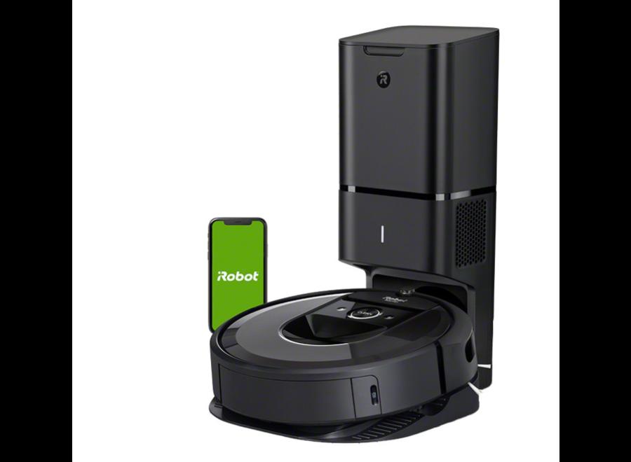 iRobot ROOMBA I7+ Robotstofzuiger met Clean Base