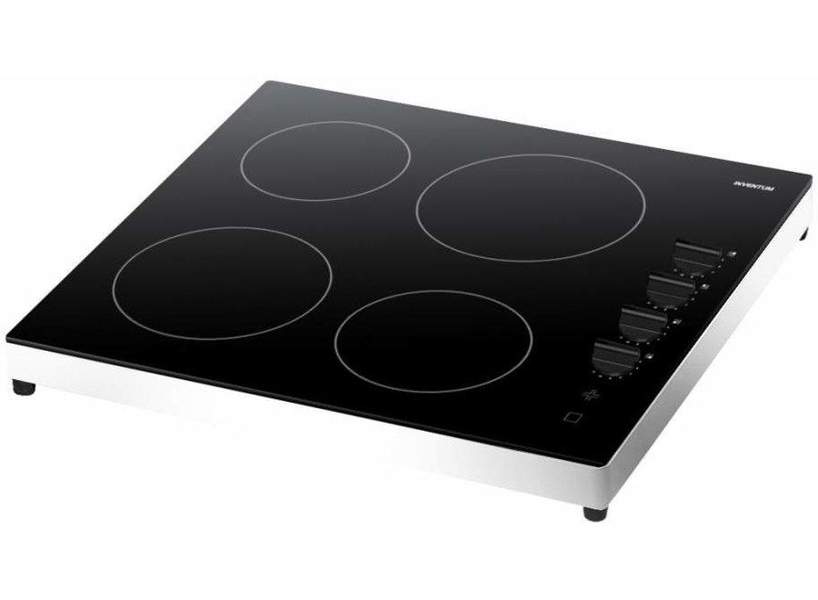 Inventum VKC6010WIT vrijstaande kookplaat