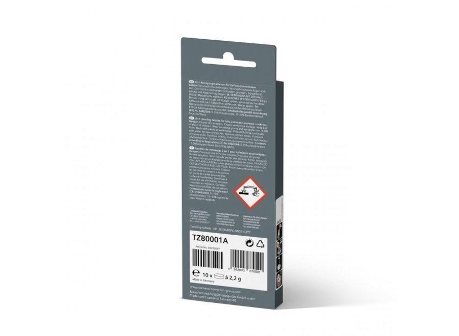 Siemens TCZ8001A EQ Reinigingstabletten (10 stuks)