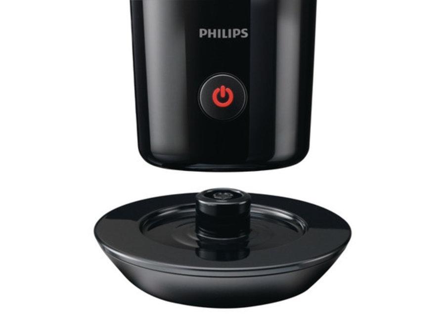 Philips CA6500/60 Zwart Melkopschuimer