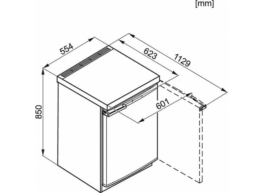 Miele K12010 S-2 Tafelmodel koelkast zonder vriesvak