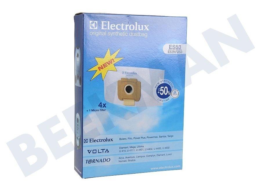 Electrolux Stofzuigerzak ES53N + 1 micro filter