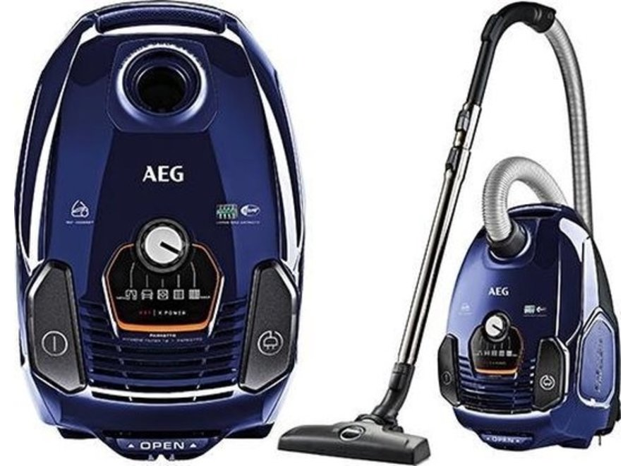 AEG VX7-2-DB Stofzuiger met zak