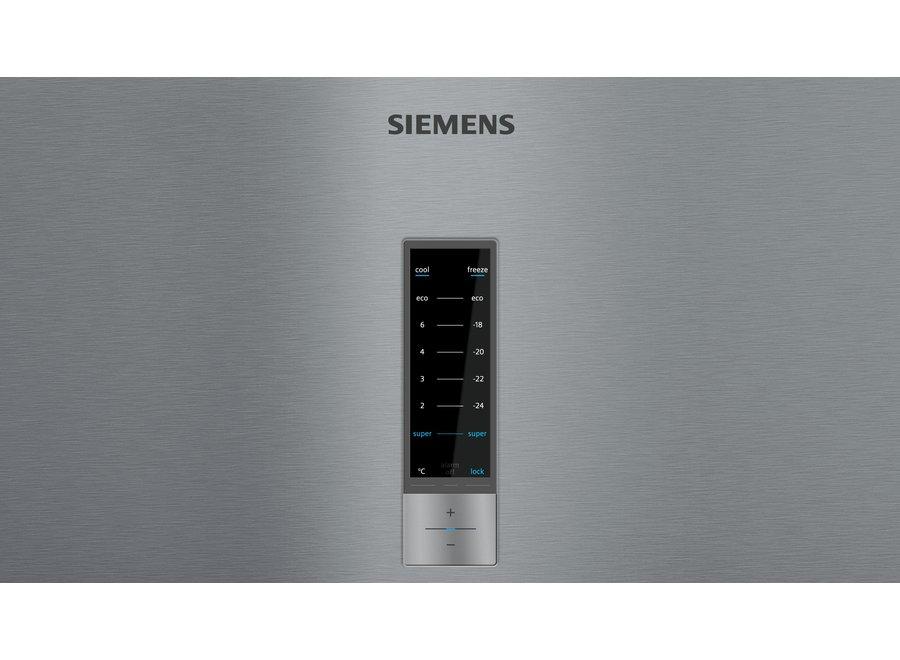 Siemens KG39NEIDQ Vrijstaande koel-vriescombinatie