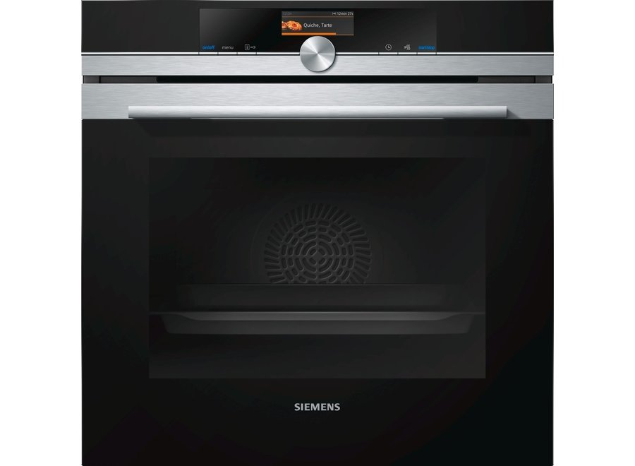 Siemens HB636GBS1 inbouw oven
