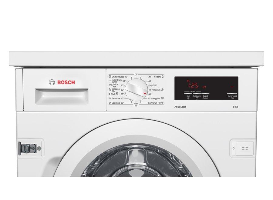 Bosch WIW24341EU Inbouw Wasmachine