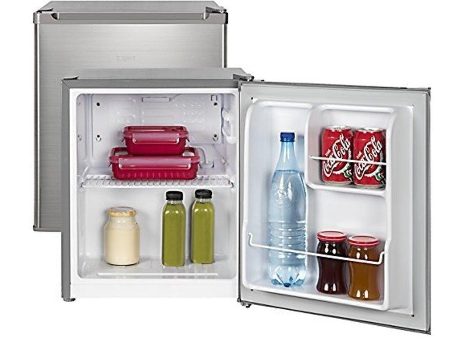 Exquisit KB05-4A++ Inoxlook barmodel koeler