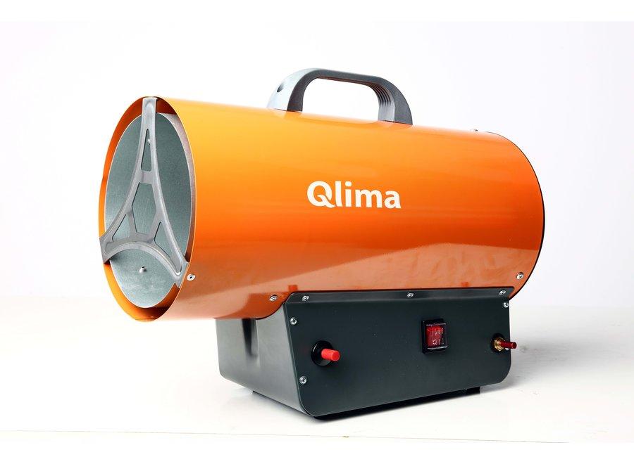 Qlima Heteluchtkanon GFA1030E Gas