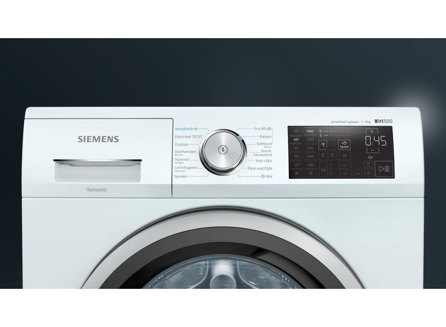 Siemens WM14UQ00NL Wasmachine