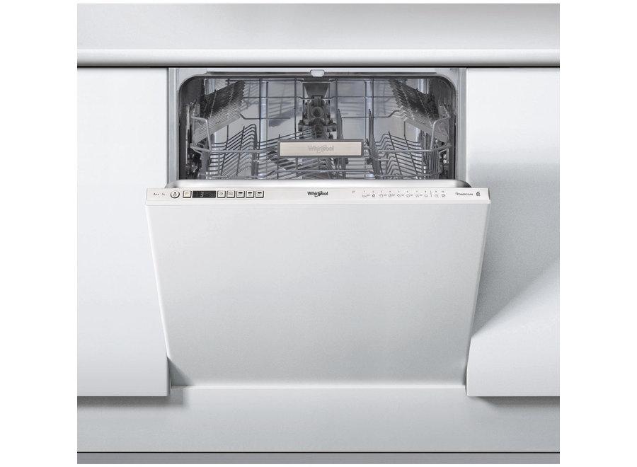 Whirlpool WIO3T123 6P Inbouw Vaatwasser volledig integreerbaar