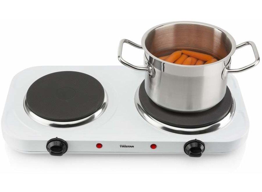 Tristar KP-6245 vrijstaande kookplaat