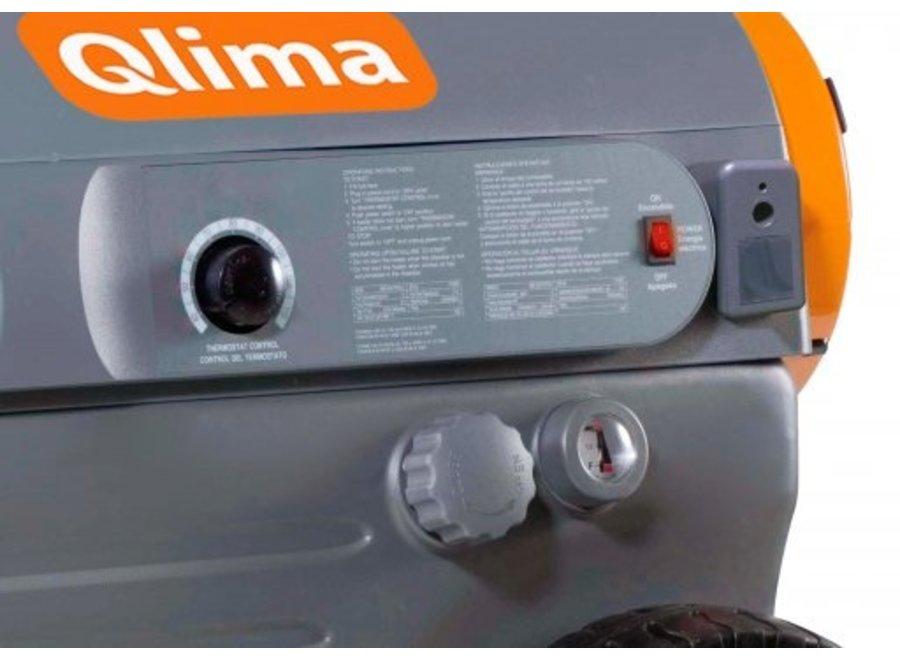 Qlima Heteluchtkanon DFA4100 Premium Petroleum