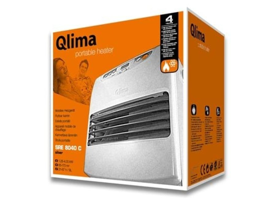 Qlima Petroleumkachel SRE8040C