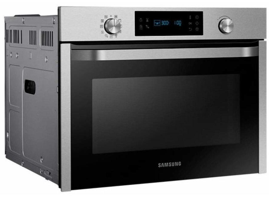 Samsung NQ50J3530BS inbouw combi magnetron