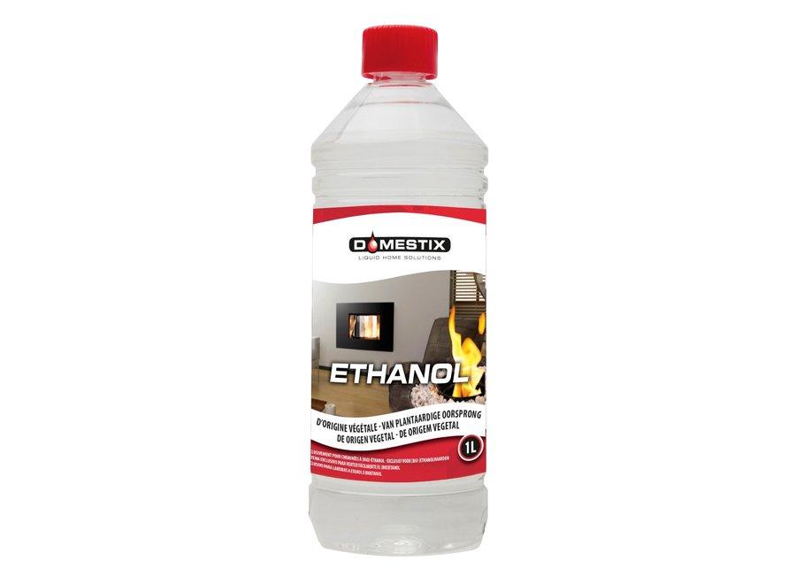 Domestix Bio Ethanol per fles van 1 liter