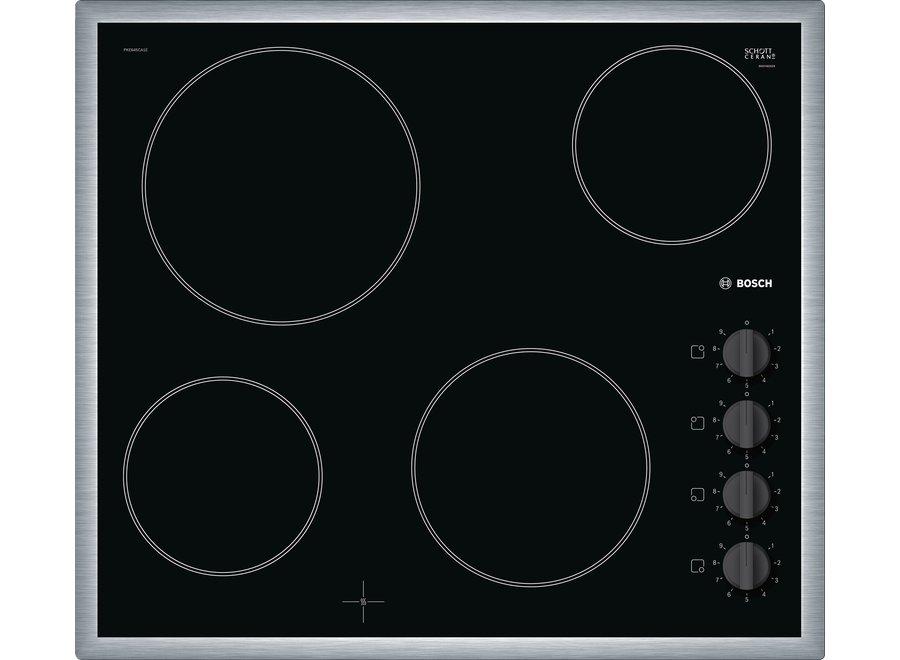 Bosch PKE645CA1E Inbouw Keramische Kookplaat 60 cm