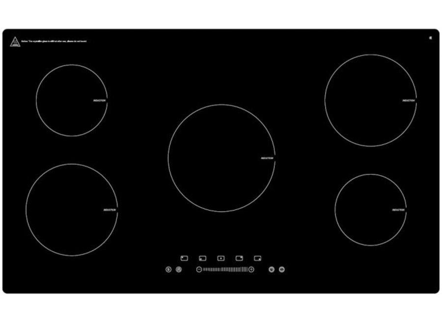 Exquisit EKI901-2 Inbouw Inductie Kookplaat