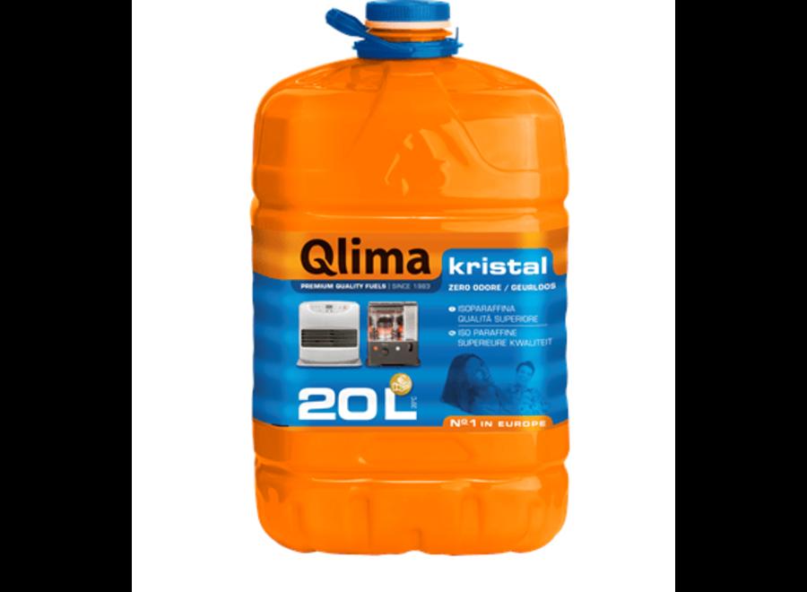 Qlima Brandstof Petroleumkachels Kristal 20 Liter