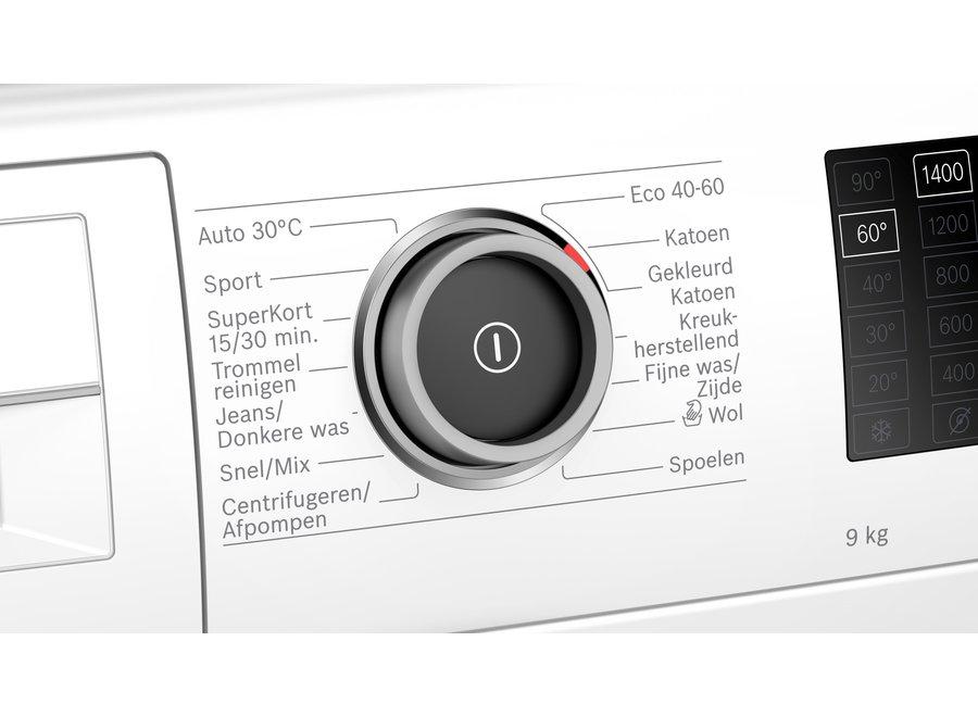 Bosch WAU28P00NL Wasmachine i-DOS