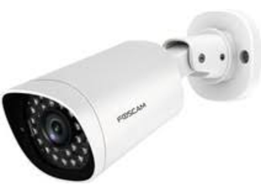 Foscam G4PW Beveiligingscamera Buiten White