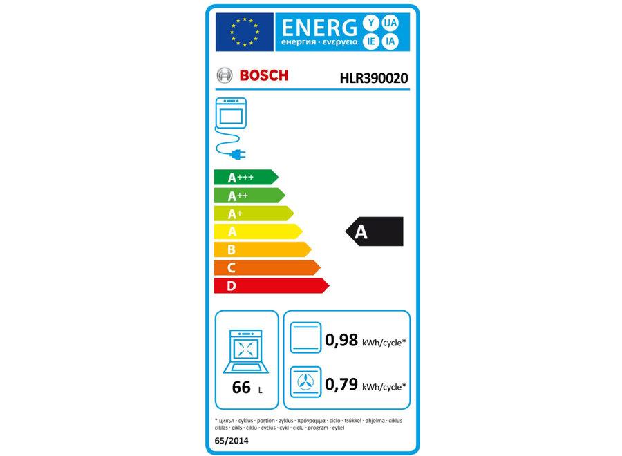 Bosch HLR390020 fornuis