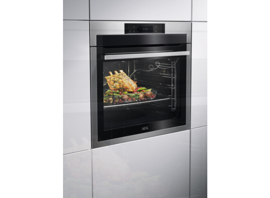 AEG BPE748380 Inbouw Oven