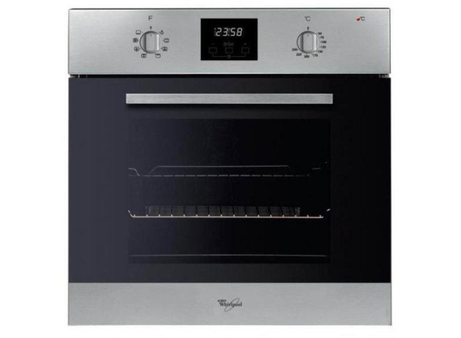Whirlpool AKP458/IX - Inbouw oven