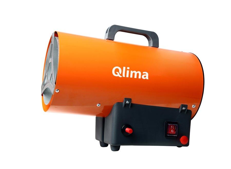 Qlima Heteluchtkanon GFA1010 Gas