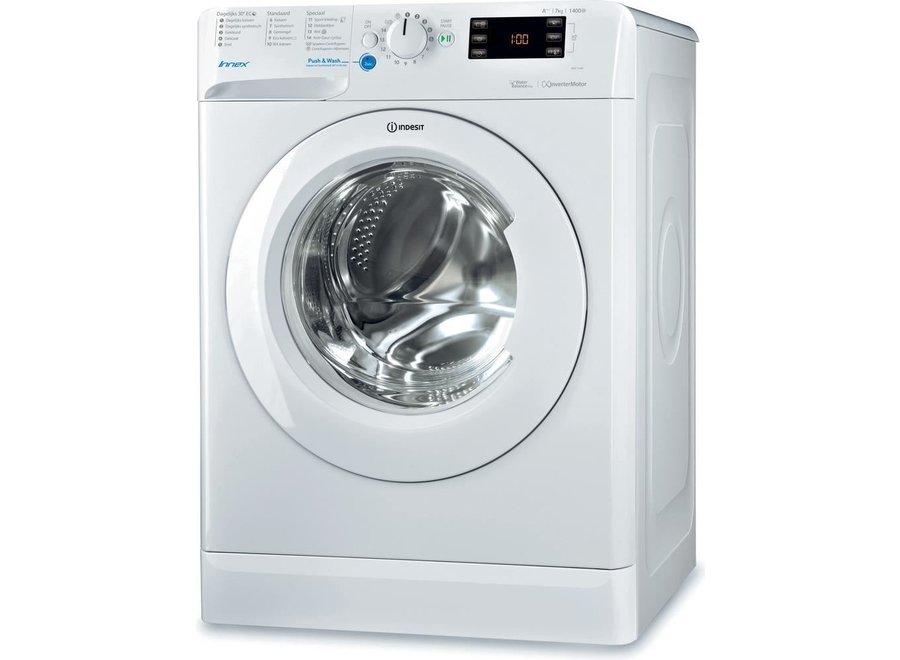 Indesit BWENL71483XWN Wasmachine