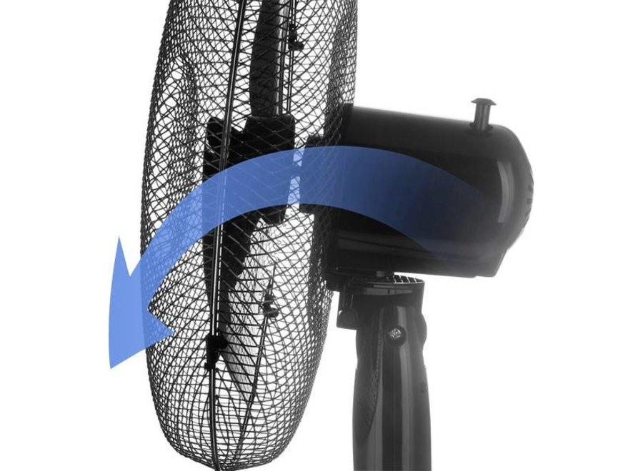 Emerio FN122397.1 Zwart Statiefventilator