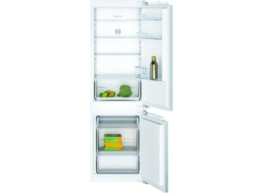 Bosch KIV86NFF0 Inbouw koel-vriescombinatie
