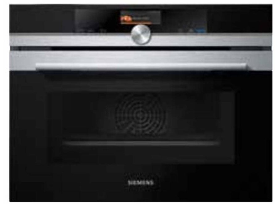 Siemens CM676GBS1 Inbouw oven met magnetron 45cm