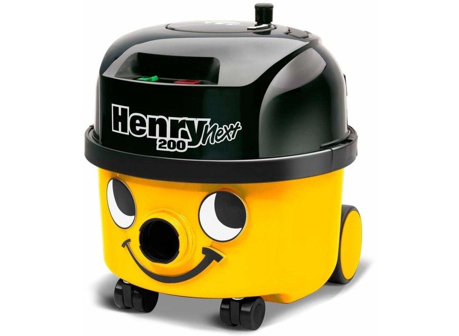 Numatic HVN203-11 Henry Next Stofzuiger met zak