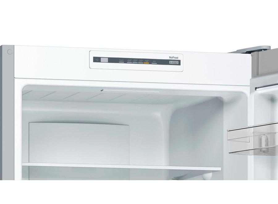 Bosch KGN34NLEA Vrijstaande koel-vriescombinatie