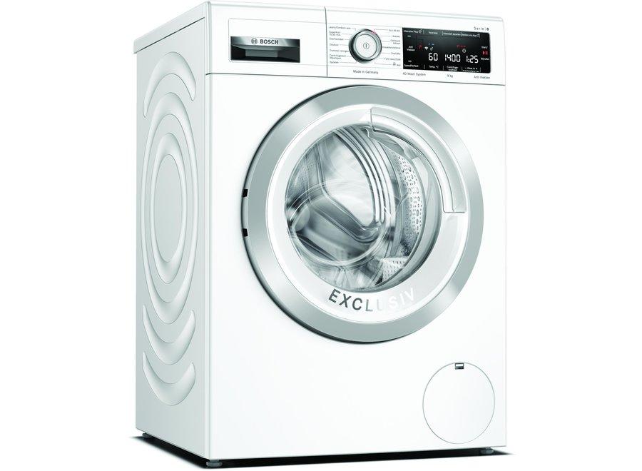 Bosch WAVH8M90NL Wasmachine Vlekkenprogramma 4D Wash