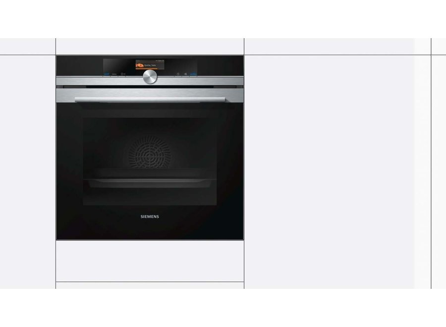 Siemens HB676GBS1 inbouw oven