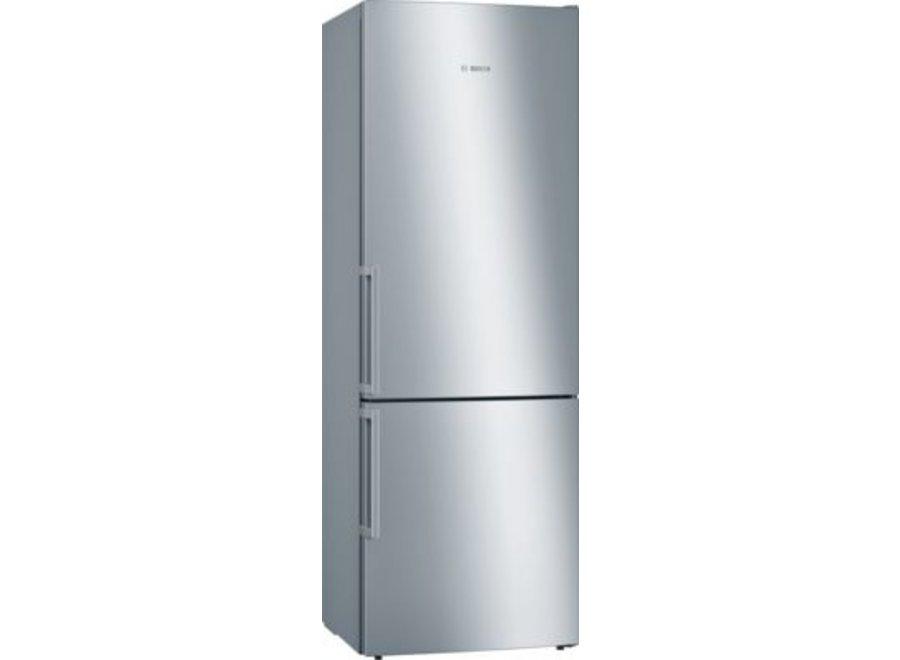 Bosch KGE49EICP Vrijstaande XXL koel-vriescombinatie
