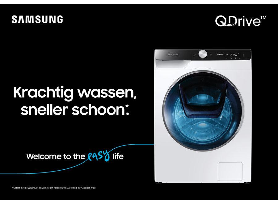 Samsung WW90T854ABT QuickDrive