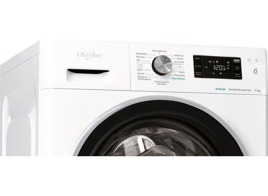 Whirlpool FFB7448BSEVNL Wasmachine