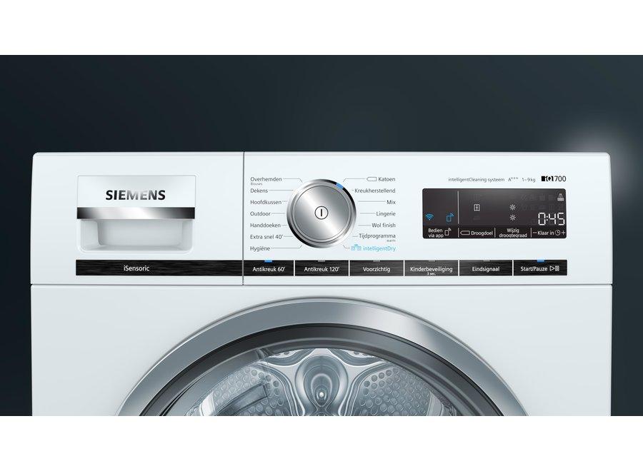 Siemens WT8HXM70NL Warmtepompdroger